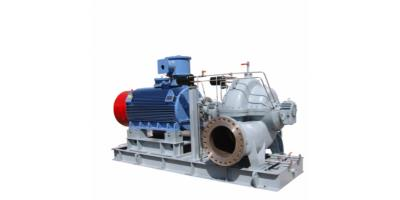 Komak - Model API 610 - BB1 - Split One and Two Stage Pump