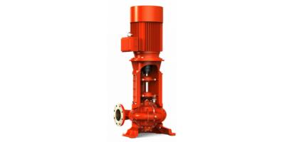 Vertical Double Suction Split Case Pumps
