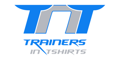 Trainers in T-shirts