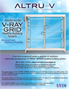 Model V-Ray Grid - Mechanical Support System Brochure