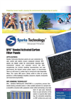 Model BPS - Carbon Filter Brochure