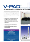 V-Pad - Mobile Room Sanitizer - Brochure