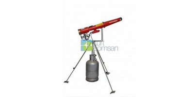 Model KBS M2  - Mechanic Bird Scarer Machine with Tripod