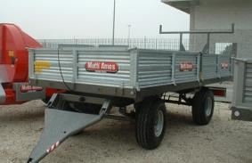 Model M - Non Tilting Trailers