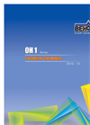 Model OH1 Series - Single Stage End Suction Horizontal Centrifugal Pump Brochure