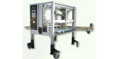 Model CUBE 600 E - Transplanters for Trays