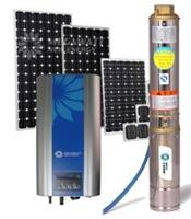 Model MNE-3PH-SJ1 - AC Solar Pumping System