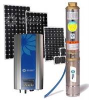 Model MNE-3PH-SJ3 - AC Solar Pumping System