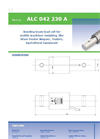 Model SENS-ALC042230A - Load Cells Datasheet