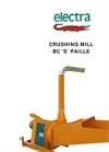 "Model BC ""S"" PAILLE - Pulp Crusher Brochure"