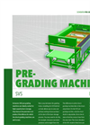 Model SVS - Pre-Grading Machines Brochure
