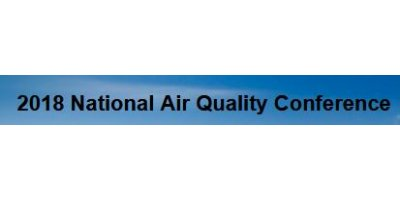 National Air Quality Conference - 2018