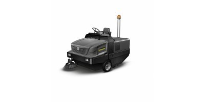 Karcher - Model KM 150/500 R D - Vacuum Sweeper