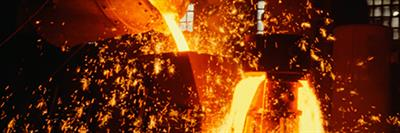 Environmental solutions for the iron and steel industry - Metal