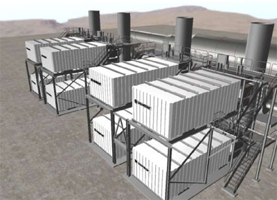 MEGTEC to build world's largest coal mine ventilation methane emissions abatement system in China