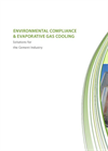 Environmental Compliance & Evaporative Gas Cooling Solutions for the Cement Industry