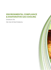 Environmental Compliance & Evaporative Gas Cooling Solutions for the Iron & Steel Industry - Brochure