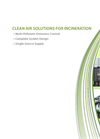 Clean Air Solutions for Incineration - Brochure