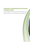 SONICOOL Evaporative Gas Cooling & Conditioning System