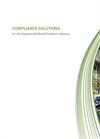 Compliance Solutions for the Engineered Wood Industry - Brochure