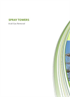 Spray Towers for Acid Gas Removal - Brochure