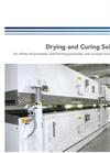 Drying & Curing Solutions - Brochure