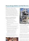 Process Energy Optimization and Management Services - Datasheet