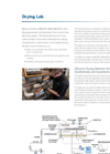 Bench-Top Drying Lab Services - Brochure