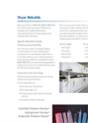 Dryer Rebuilds - Brochure