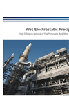 B&W Megtec - Wet Electrostatic Precipitator (ESP) - Brochure