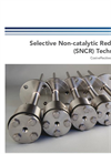 Selective Non-Catalytic Reduction (SNCR) Technology - Brochure