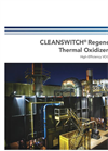 Cleanswitch - Regenerative Thermal Oxidizer (RTO) - Brochure