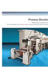 Process Development Services - Brochure