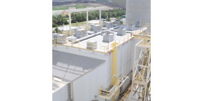 Dry Electrostatic Precipitator for Particulate Control