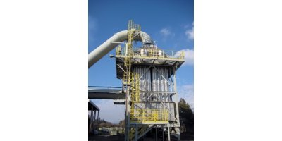 Wet Electrostatic Precipitator for Particulate Control