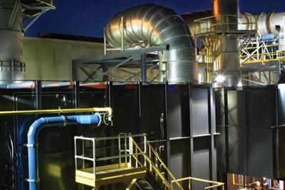CleanSwitch - Regenerative Thermal Oxidizer (RTO)
