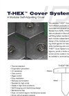 T-HEX - Self-Adjusting Lagoon Cover - Brochure