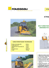 Xtra - Model 160 - Turbo Mower Brochure