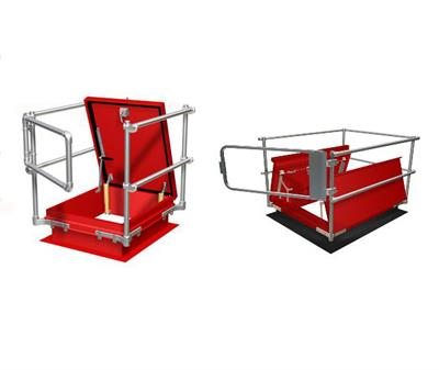 Kee Safety - Model KeeHatch - Safety Railing System