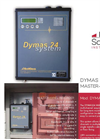 Dymas - Model 24 Master V - 6 Channel 24 Bit Digital Data Remote Acquisition Recorder Brochure