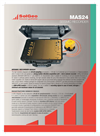 Solgeo - Model MAS24 - Seismic Recorder Brochure