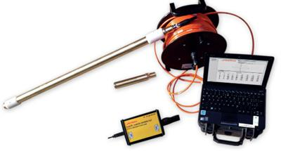 Inclis - Model DH - Inclinometer Probe
