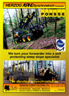 HERZOG ALPINE - Synchrowinch Forwarder Winch Brochure