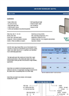 Ulpatek - Panel Filter - Brochure