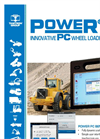 Tamtron - Power Wheel Loader Scale Brochure