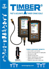 Tamtron - Timber Crane Scale for Timber Trucks Datasheet