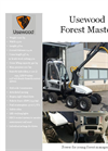 Forest Master - Small Harvesters Brochure