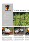 Model UW40 - Brushwood Cutters Brochure