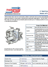 4HT-DDST-2-D2011 4 Wet-Prime Trash Pump Brochure