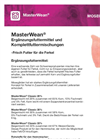 MasterWean - Model 8 - Piglet Feed Brochure